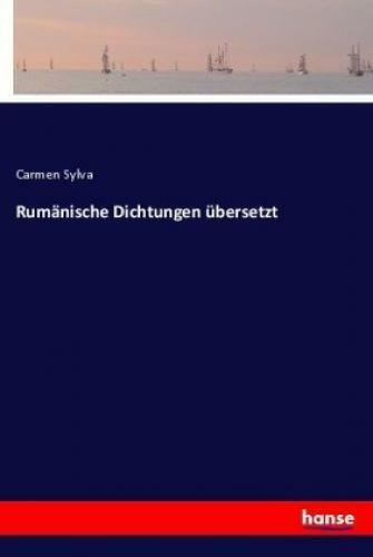 Rumänische Dichtungen übersetzt  3510