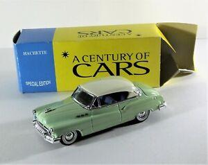 BUICK-CABRIOLET-1950-Solido-1-43-edicion-Especial-Corgi-un-siglo-de-coches
