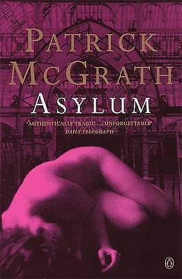 """AS NEW"" Asylum (Penguin Essentials), McGrath, Patrick, Book"
