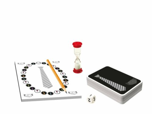 Tactic The Little Game of Manners Travel Game Dinner Party Stocking Filler#28A27