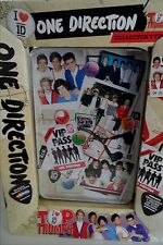 ONE DIRECTION TOP TRUMPS COLLECTOR'S TIN NEW W/2 GAMES priority shipping