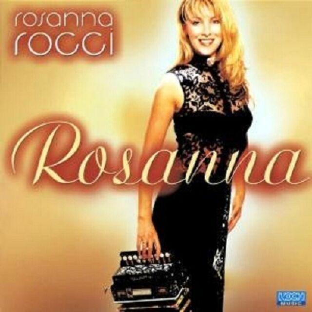 """ROSANNA ROCCI """"ROSANNA"""" CD NEUWARE"""