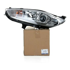 ORIGINAL-Ford-Scheinwerfer-HALOGEN-fuer-FIESTA-VI-MK6-links-2126899