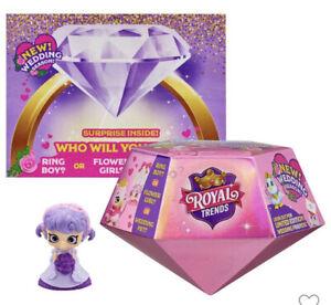 New Shopkins Happy Places Royal Trends Surprise Wedding Friend Inside Blind Pack