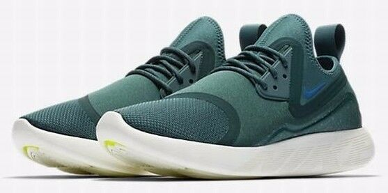 NIKE LUNARCHARGE ESSENTIAL Men's Running Shoes NEW. MSRP   . 923619 304. Jade