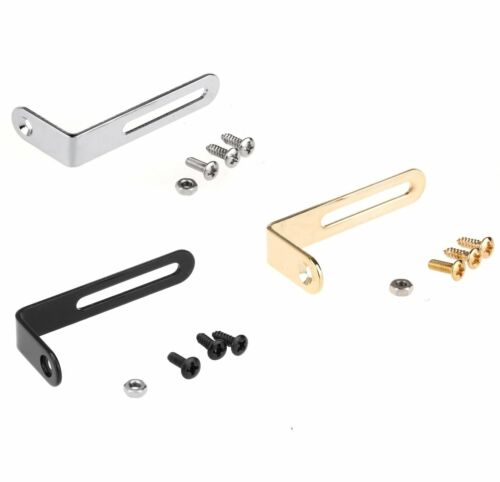 Gold Pickguard Bracket Support Archtop Electric Guitar Solid Body for Les Paul