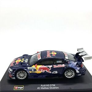 Bburago-1-32-Audi-A5-DTM-3-Mattias-Ekstrom-Diecast-Model-Racing-Car-NEW-IN-BOX