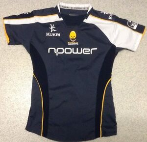 BNWT AUTHENTIC WORCESTER WARRIORS RUGBY UNION SOCKS Size 7-11 UK MENS LONG