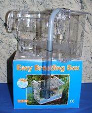 Aufzucht und Ablaichkasten  Easy Breeding Box 12 Stück Sparpack