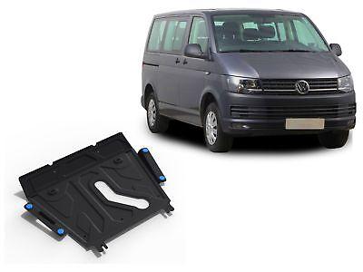 Unterfahrschutz Getriebeschutz Motor Clips Set VW T5 Transporter Bus Multivan