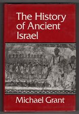 The History of Ancient Israel by Michael Grant (1984, Hardcover)