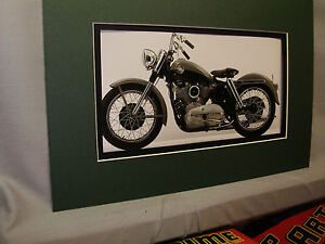 1957 Harley Davidson Sportster Xl Usa Motorcycle Exhibit Special Offer Ebay