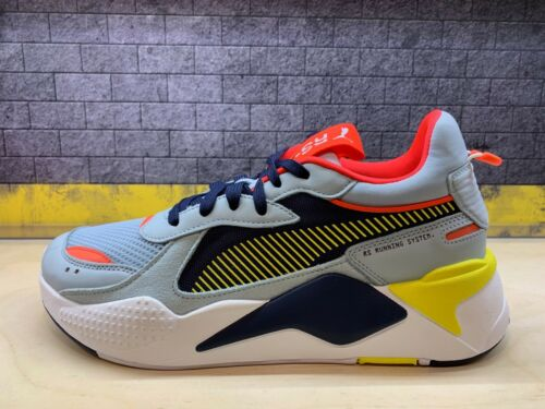 Puma RS-X Toys Reinvention Running System Grey Black Red Sz 8-13 369579/_03 DS