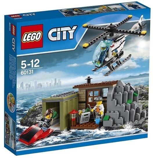 LEGO CITY 60131 I LADRI DELL'ISOLA