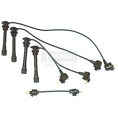 Ignition Wire Set 5mm 671-4142 Denso for Toyota Previa 1991-1997 2.4L L4