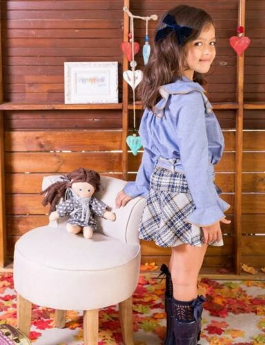 SEWING PATTERNS Paper Pattern make girl/'s OUTFIT TOP+SKORT toddlers/' patterns