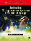 Embedded Microprocessor Systems: Real World Design by Stuart Ball (Paperback, 2002)