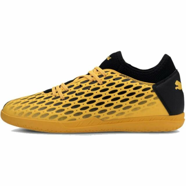 Puma Future 5.4 It M 105804 03 indoor shoes yellow yellow