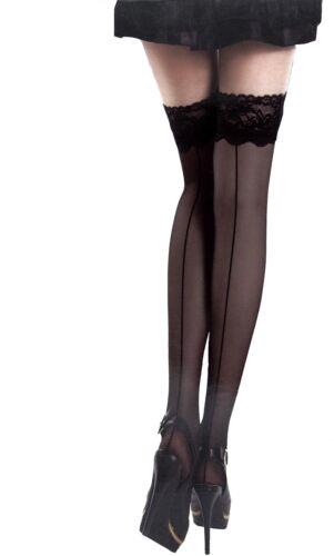 Strümpfe Couture Spitze Frau 20Den