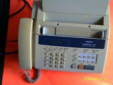 Brother Intelli 770 Copy Fax Machine