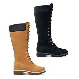 2a4c21bfafa7 Image is loading Timberland-14-Inch-Tall-Womens-Ladies-Waterproof-Wheat-