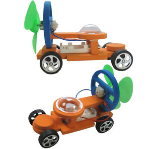 1Set-Model-Building-Kid-Toy-Racing-Car-Educational-Science-Learning-Technol-FR