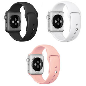 Silicone-Rubber-iWatch-Band-Wrist-Strap-Bracelet-For-Apple-Watch-1-2-38mm-42mm