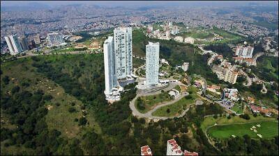 Exclusiva departamento en entorno natural, en Huixquilucan, Estado de México