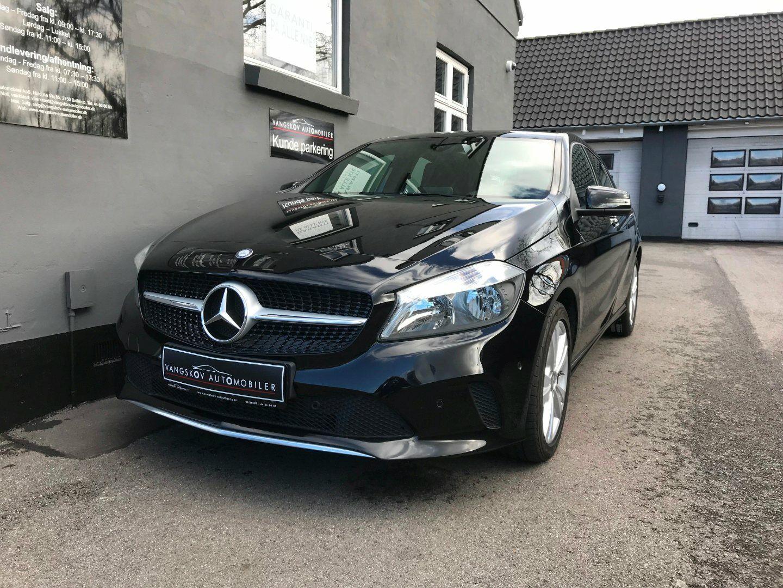 Mercedes A200 d 2,2 Urban aut. 5d - 269.900 kr.