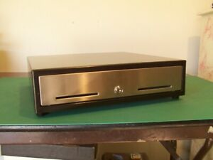 MS NCR MS 16in CD 24V W//Till,Optional Key//Cable NCR CASH DRAWER 2176-4000-9090