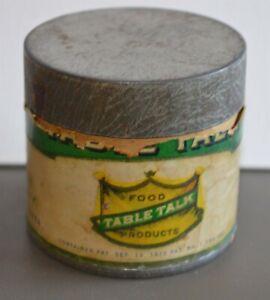Early-Table-Talk-toothpicks-tin-Rust-Parker-Co-Duluth-Minnesota