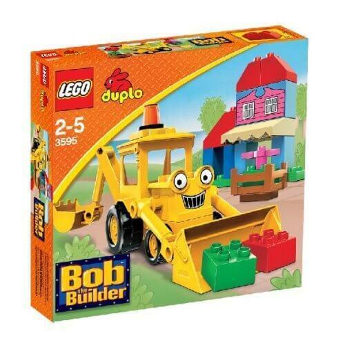 in vendita scontato del 70% LEGO LEGO LEGO DUPLO BOB THE BUILDER Scoop a boble Bay Set 3595  consegna veloce