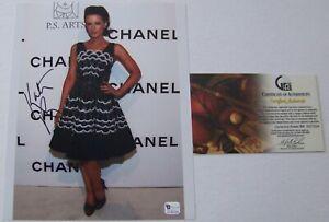 $79 CLEARANCE SALE! Kate Beckinsale Signed Autographed 8x10 Photo Global GAI COA