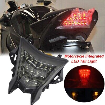 Integrated LED Tail Light Turn Signals For BMW S1000RR S1000R HP4 2013-2017