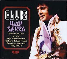 Elvis Presley HIGH SIERRA  - FTD 89 New / Sealed CD