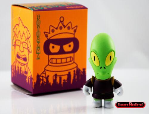 Kif Futurama Series 2 Kidrobot 3 inch Vinyl Figure Brand New in Box