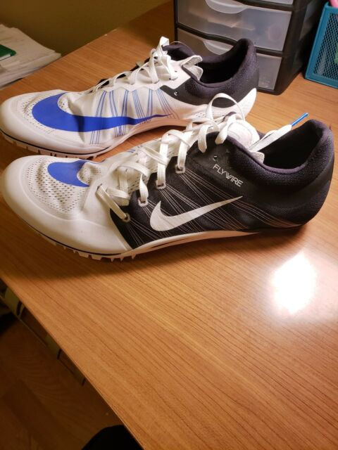 c5c875e44408c Nike Zoom JA Fly 2 Unisex Track Spikes Running Shoes 705373-100 Size 14