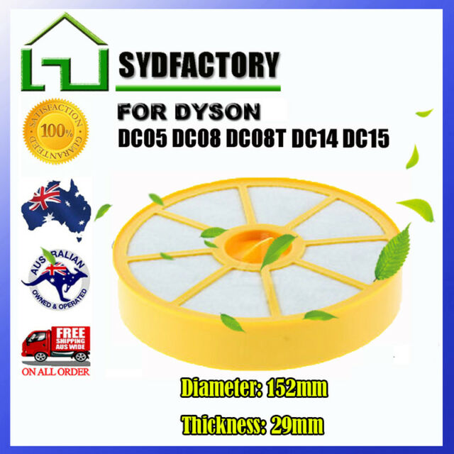 Washable Filter For Dyson DC05 DC08 DC14 DC15 Pre Motor Vacuum Cleaner