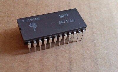 SN 74181 J Ceramic CDIP24 Texas Instruments Lot of 4 pcs SN74181J
