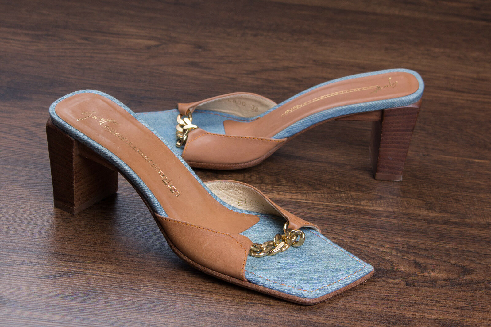 Giuseppe Zanotti High Heel scarpe Sz 38    US 8  ottima selezione e consegna rapida