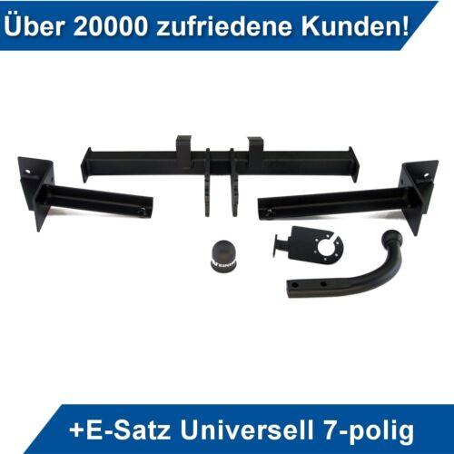 Für Opel Corsa D 3//5-Tür 06-14 Anhängerkupplung starr+ES 7p uni Kpl AHK