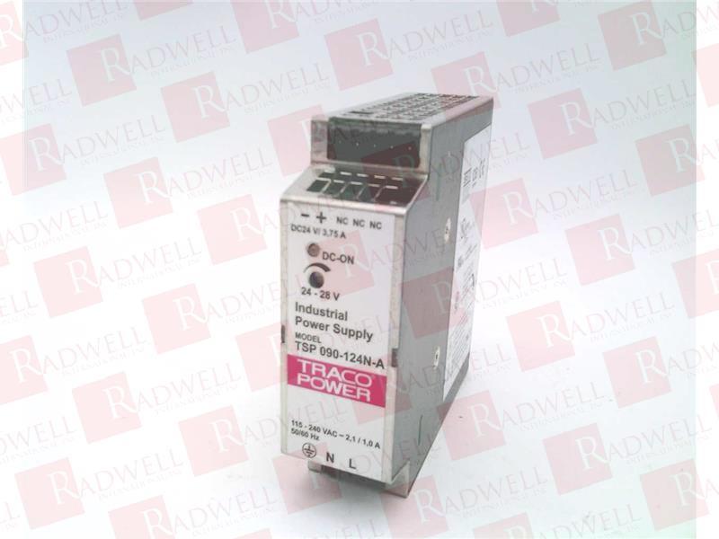TRACO ELECTRIC TSP-090-124N-A   TSP090124NA (USED TESTED CLEANED)