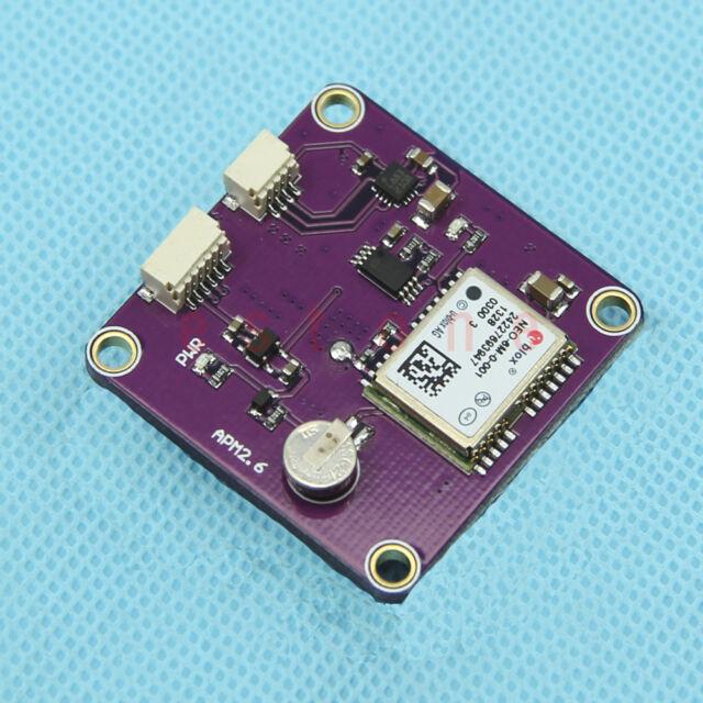 APM 2.6 GPS Drones Ublox NEO GPS-6M+HMC5883L Compass ARDUPILOT MEGA 2.6 Module