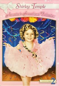Shirley-Temple-America-039-s-Sweetheart-Collecti-New-DVD