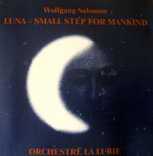 Wolfgang Salomon and Orchestre La Lubie Luna Small Step For Mankind