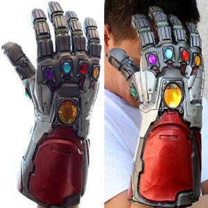 Avengers-Endgame-Infinity-Gauntlet-Iron-Man-Tony-Stark-Gloves-Cosplay-Costume