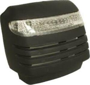 genuine ayp sears husqvarna grille w lens light harness part 532179101 ebay. Black Bedroom Furniture Sets. Home Design Ideas