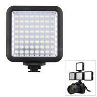 Godox Led64 Video Light 64 Led-leuchten Für Dslr Kamera Camcorder Mini Dvr H0q2