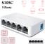 5-Port-Reseau-Gigabit-Switch-10-100-Mbps-Desktop-Ethernet-LAN-Hub-Rapide-Splitter miniature 1