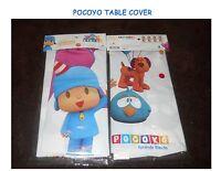 Pocoyo Table Cover For Birthday Parties Pocoyo Party Supplies Pocoyo And Friends